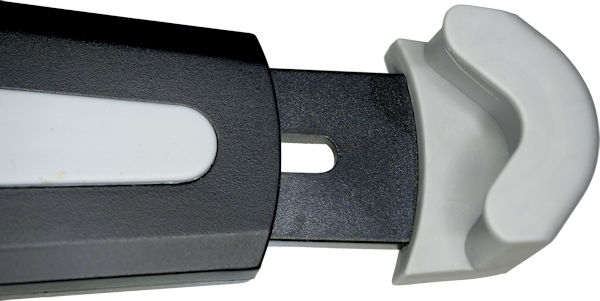 Soft molded gripper