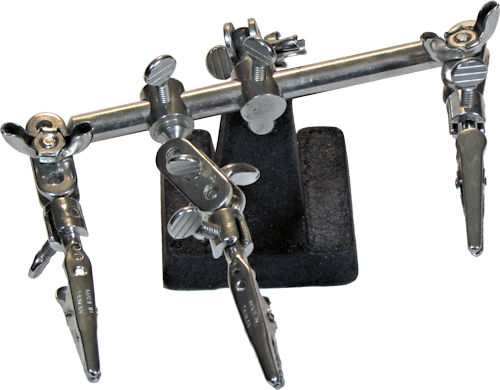 Helping hands vise