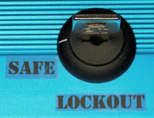 Lockout Key Switch