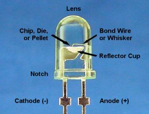 Anatomy of an LED