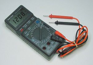 A very capable digitial multimeter
