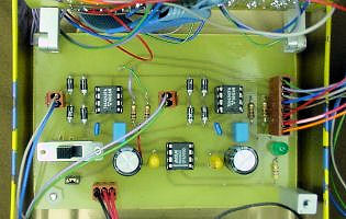 Power supply and motor driver board